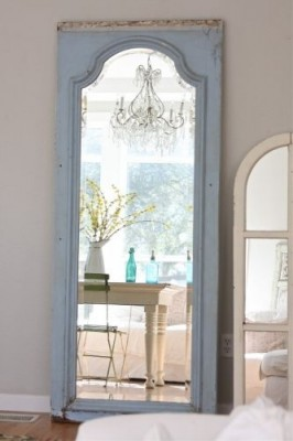Diy recycled door window and shutter projects dwell for Recycled windows and doors