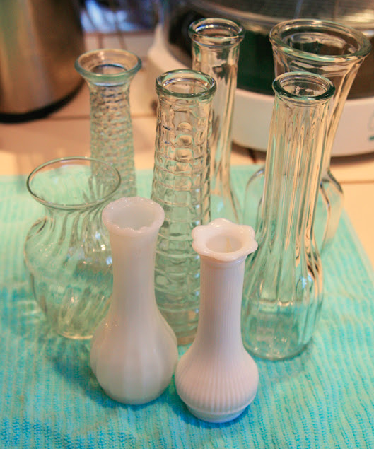Diy Painted Vases Dwell With Dignity