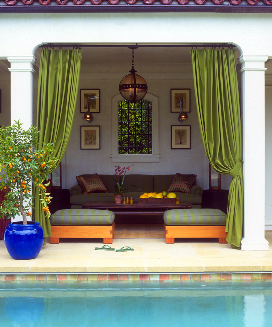 Inspire pool cabana ideas dwell with dignity for Pool cabana designs