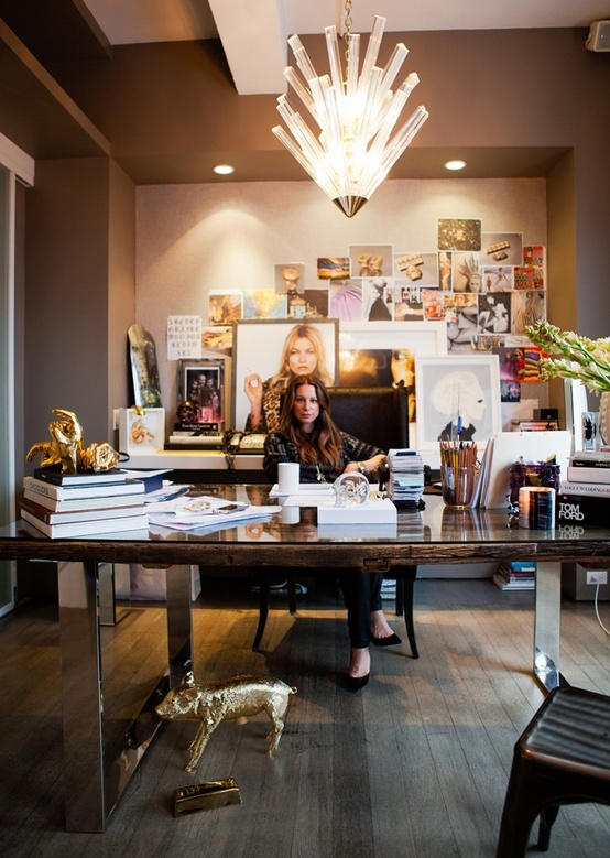 Superbe INSPIRE: Celebrity Home Office