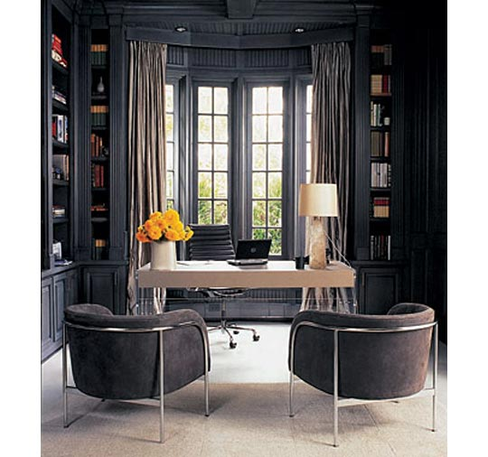 Home Office Looks | Inspire Celebrity Home Office Dwell With Dignity