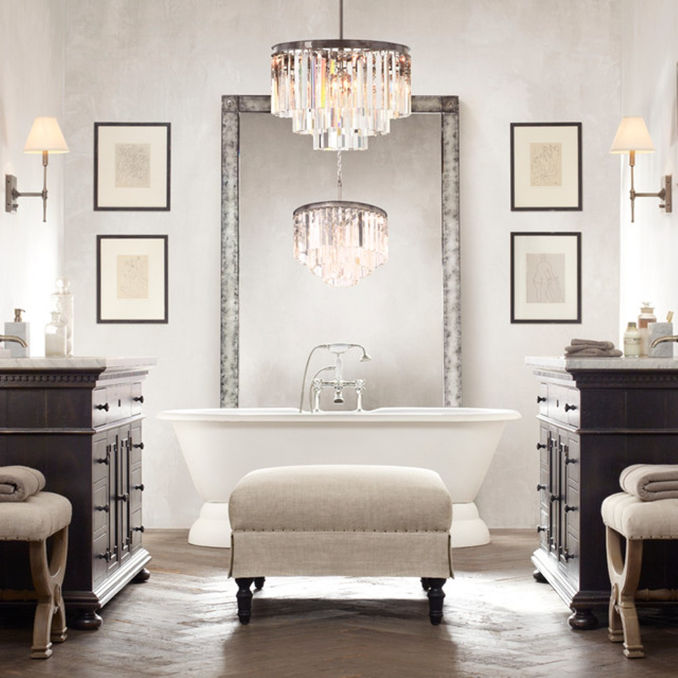 INSPIRE: Bathroom Lighting | Dwell with Dignity