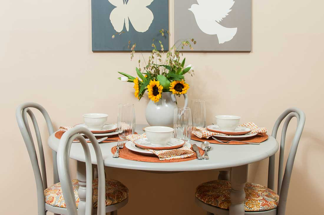 Family Home – September 2014 - Dining Room - Dwell with Dignity