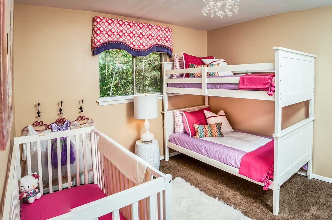 Family Home – September 2014 - Girls Room - Dwell with Dignity