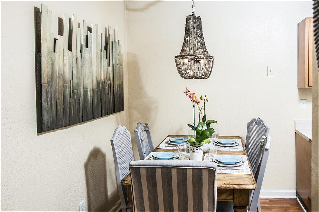 Family Home – June 2015 - Dining Room - Dwell with Dignity