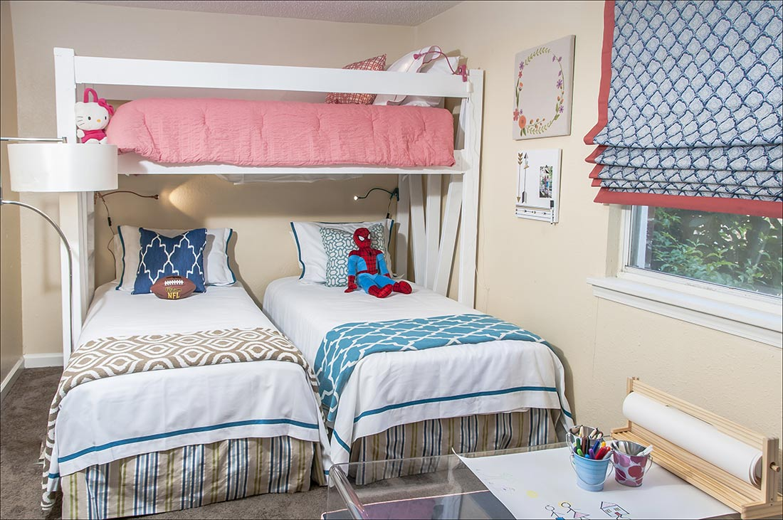 Family Home – June 2015 - Kids Room - Dwell with Dignity
