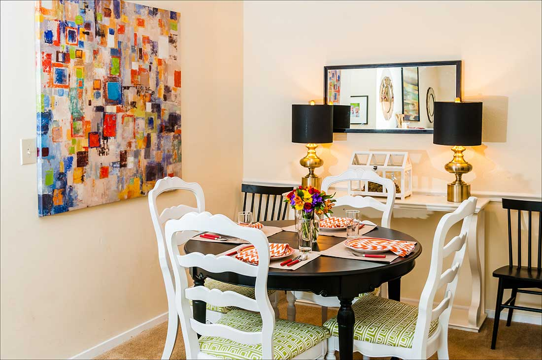 Family Home – September 2015 - Dining Room - Dwell with Dignity