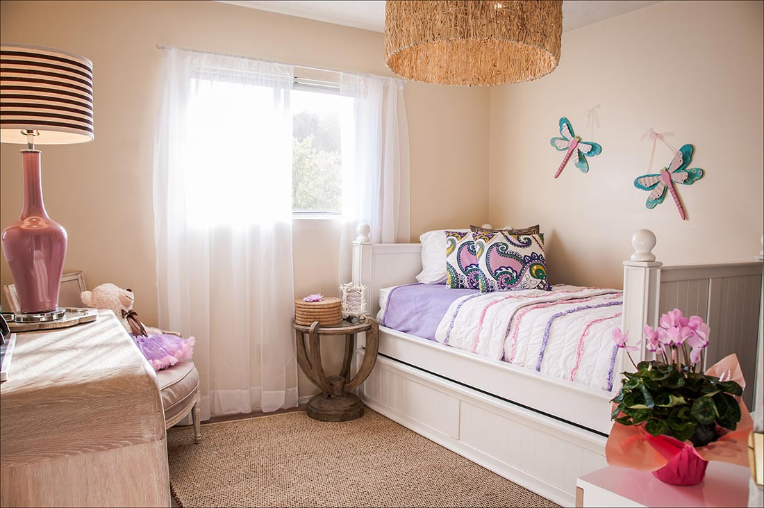 Family Home – November 2015 - Girls Room - Dwell with Dignity