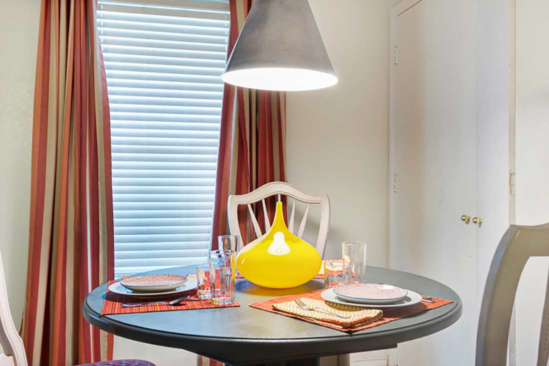 Family Home – August 2014 - Dining Room - Dwell with Dignity