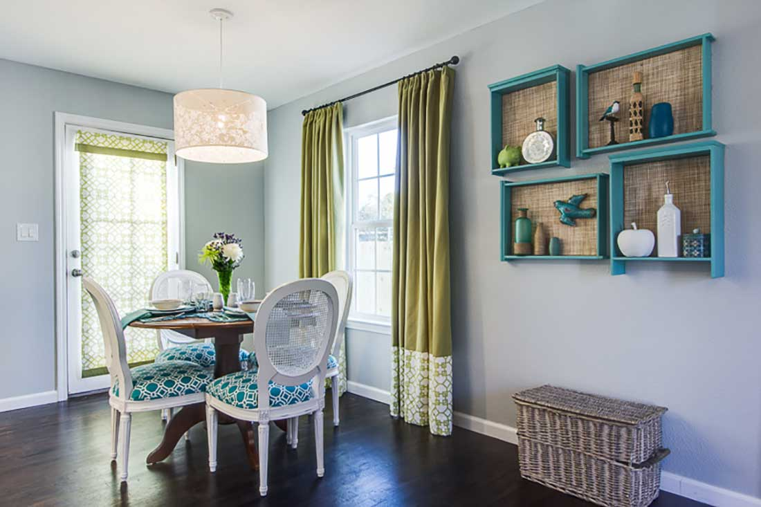 Family Home – November 2014 - Dining Room - Dwell with Dignity