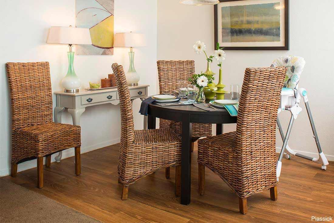 Family Home – November 2015 - Dining Room - Dwell with Dignity