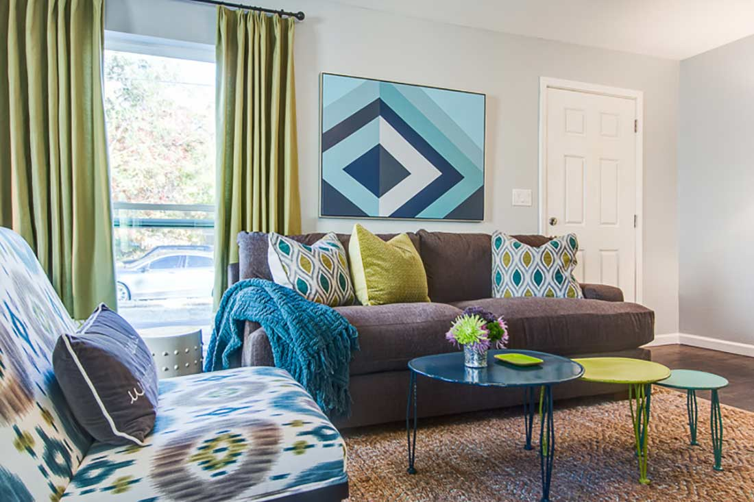 Family Home – November 2014 - Living Room - Dwell with Dignity
