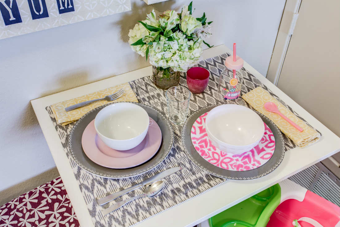Family Home – April 2016 - Dining Room - Dwell with Dignity