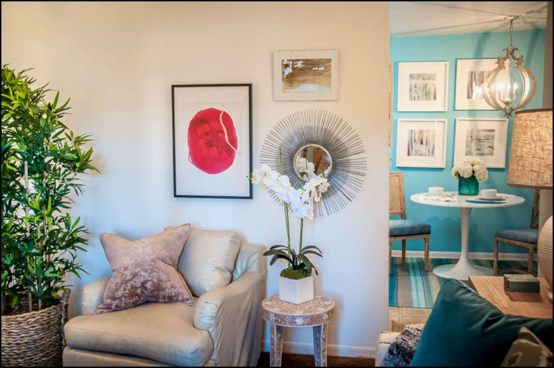 Family Home- April 2016 - Living Room - Dwell with Dignity