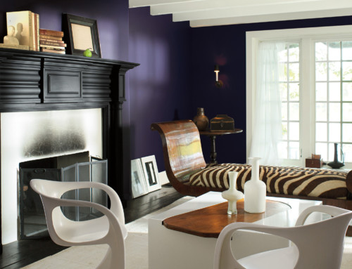 Benjamin Moore Color Trends for 2017